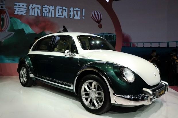 У Great Wall могут быть проблемы из-за Volkswagen