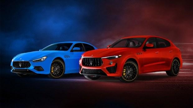 Эксклюзивная Maserati: спецверсия F Tributo