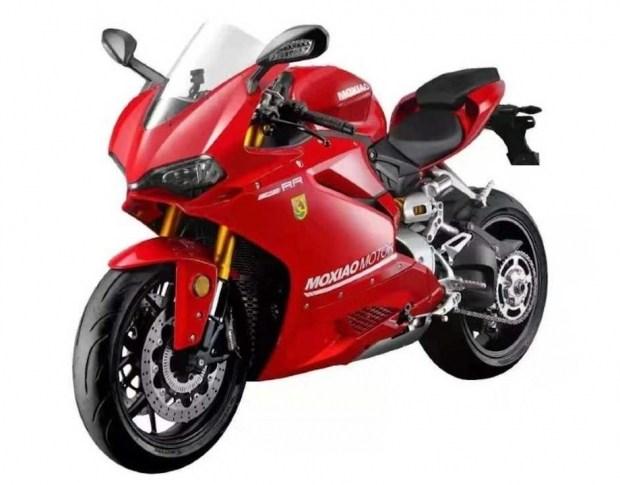 Конь-огонь: копия Ducati Panigale из Китая