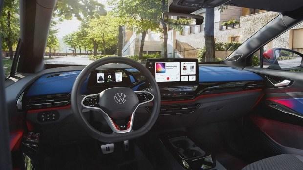 Первый «вольтанутый»: представлен Volkswagen ID.4 GTX