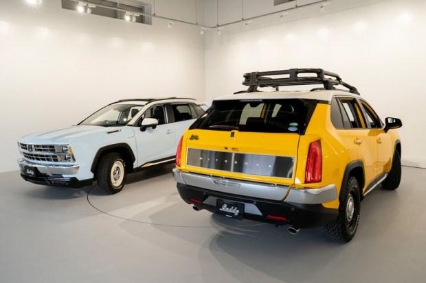 Очередь на RAV4 стилизованный под американскую классику растянулась на два года