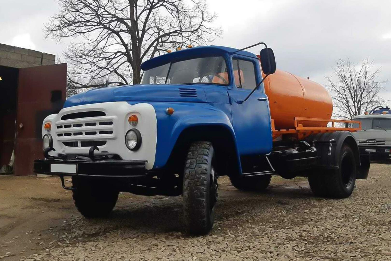 Крутые советские грузовики, которые можно купить прямо сейчас