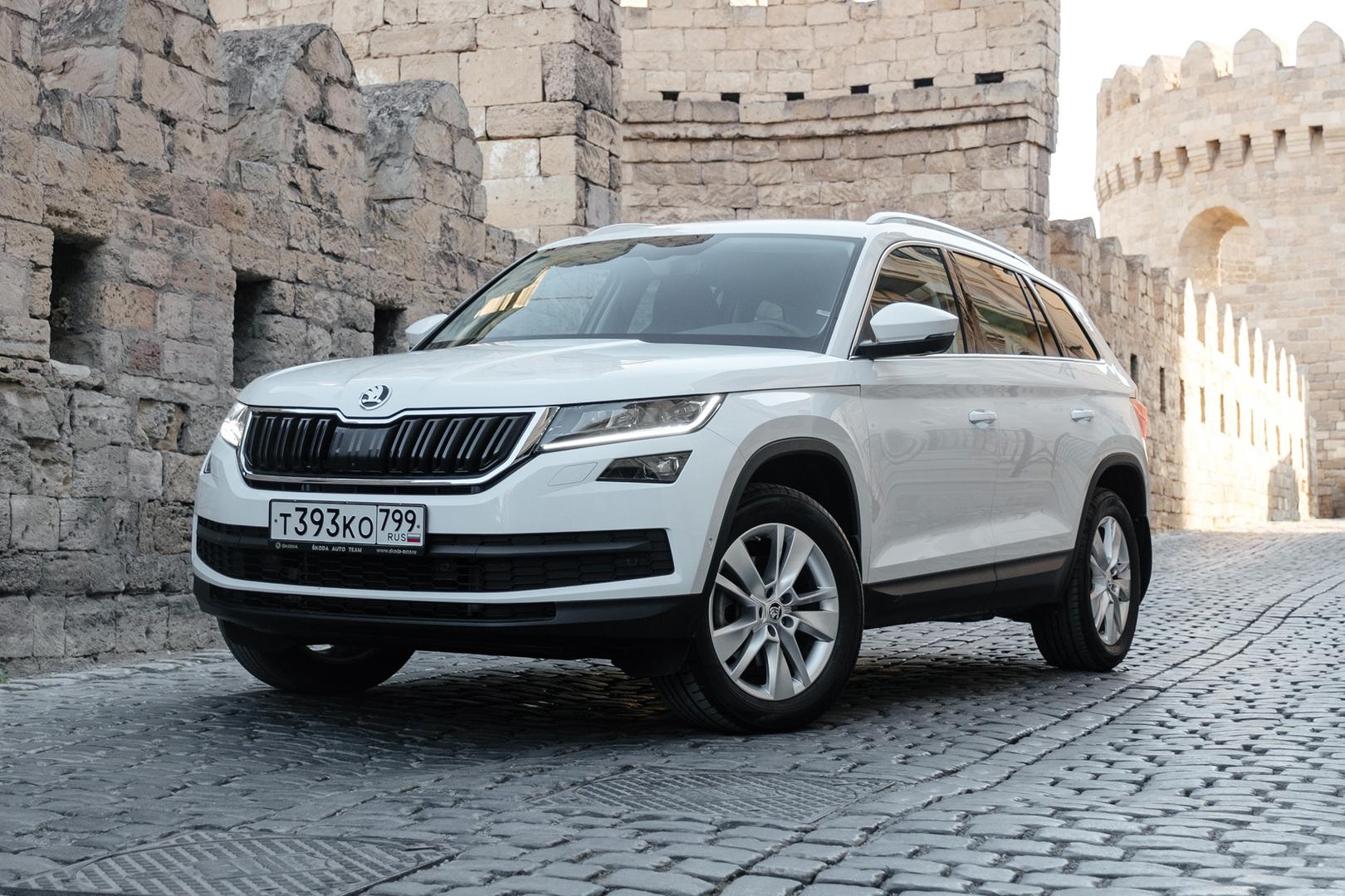 Семиместные автомобили до 3 млн рублей