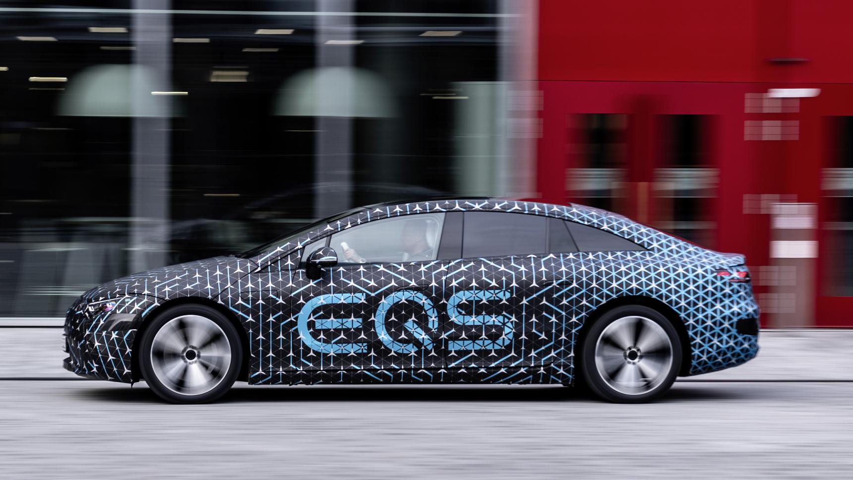 Раскрыты характеристики нового флагмана Mercedes-Benz