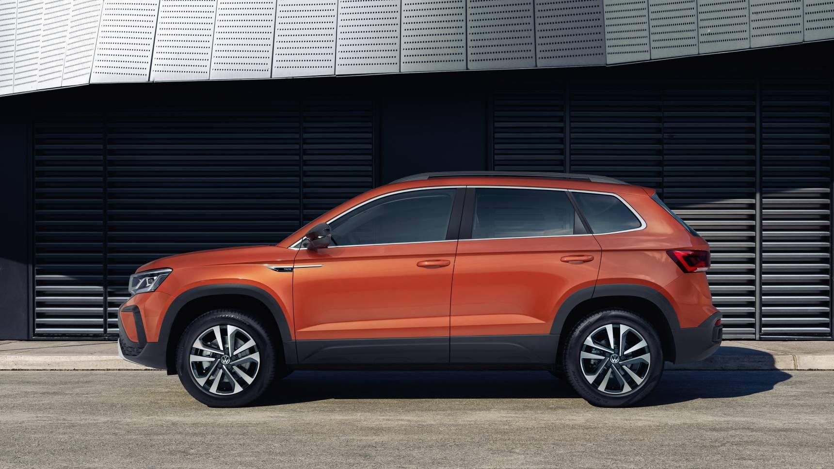 Стало известно оснащение Volkswagen Taos для россиян