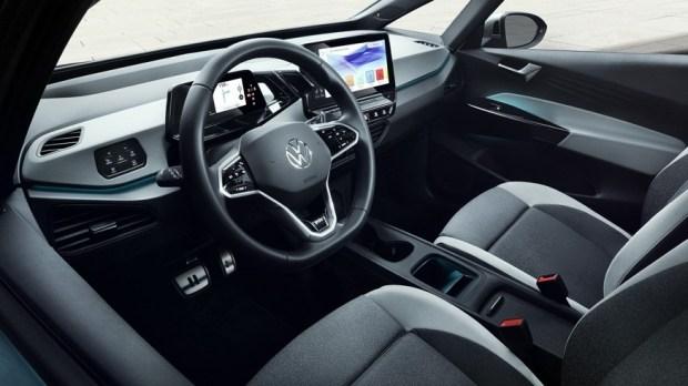Больше «заряженных» электричек: в VW думают о «хот-хэтче» ID.3 GTX