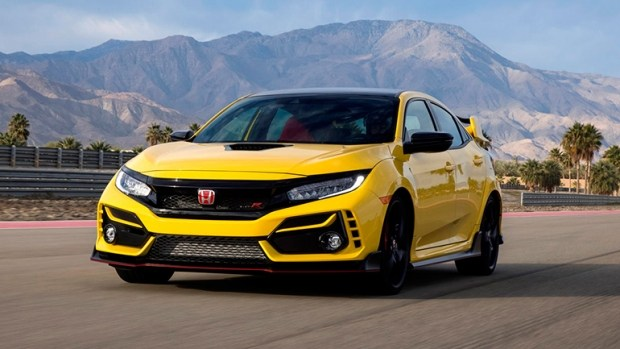 Новый Civic Type R станет последним