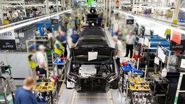 Коронавирус остановил сборку RAV4 и Lexus RX