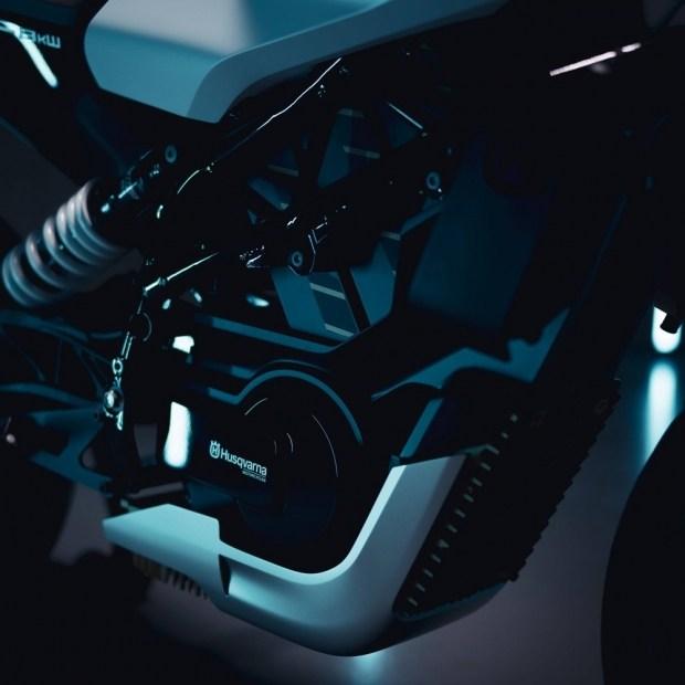 Husqvarna представила E-Pilen - концепт мотоцикла на электротяге