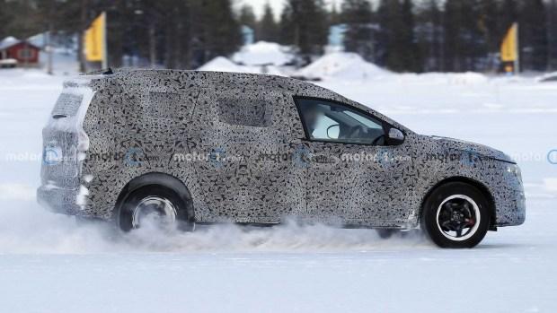 Dacia готовит SUV на базе Logan?