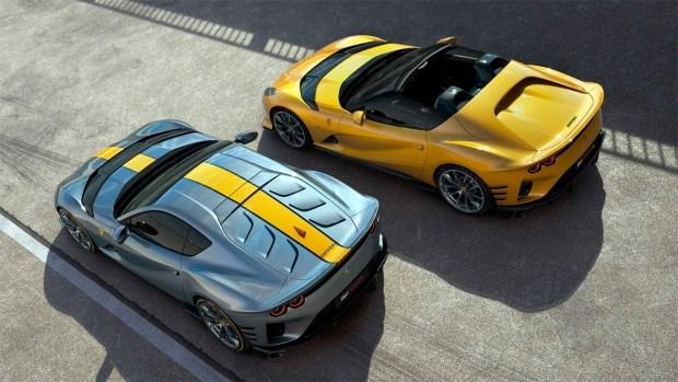 1660 сил на двоих: Ferrari с самым мощным в исотрии V12