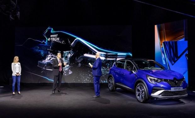 У Renault розповіли про свою стратегію: до 2030 г. 9 з 10 авто будуть електрифікованими