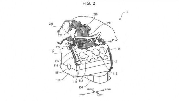 V8 на 600 сил: Toyota готовит новый двигатель