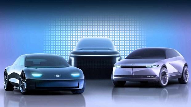 Электромобили GV70 и Ioniq 6 представят раньше срока