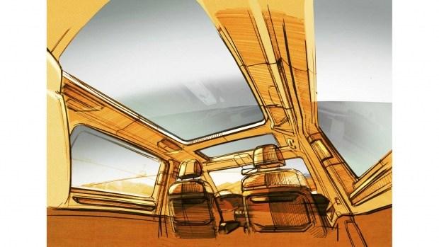 Чудо-стол для T7 Multivan