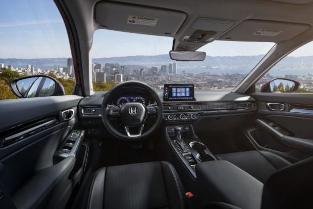 Стали известны цены на новый Honda Civic