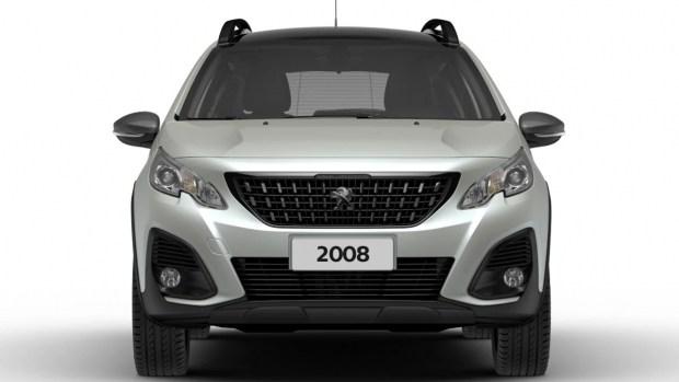 «Звездный лев» Peugeot 2008