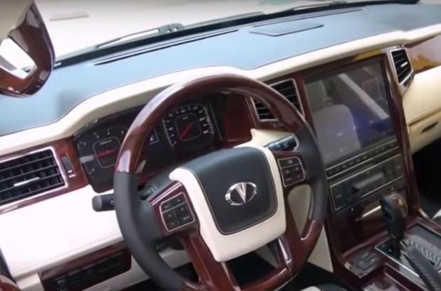 Land Cruiser 200 остается, правда не у Тойоты...