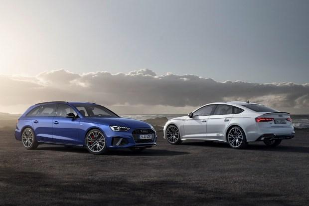 Еще одни Competition: Audi представила новые версии Q7 и Q8