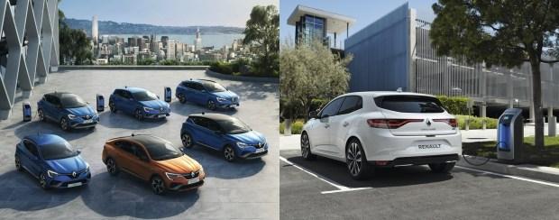 Гибридных Renault стало ещё больше