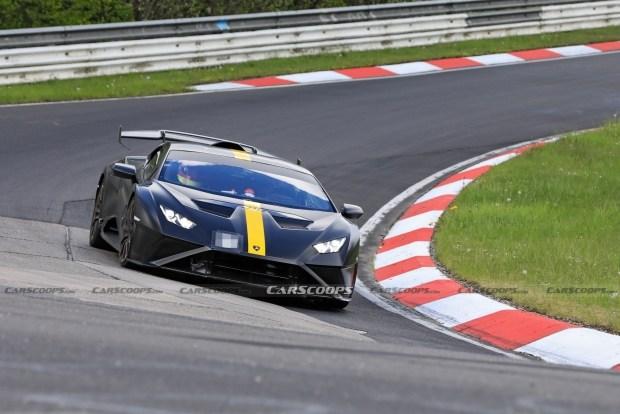 Lamborghini и новый рекорд Нюрбургринга