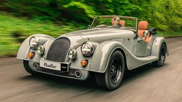 Автомобили для истинных петролхедов: обновлённые Morgan Plus Four и Plus Six