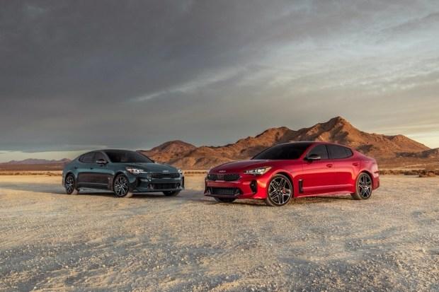 KIA Stinger Scorpion Edition: только 250 машин в месяц