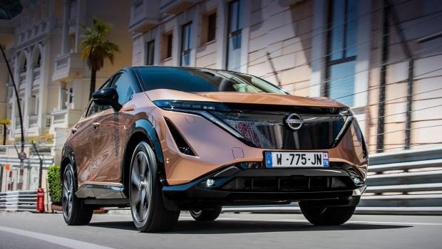 Nissan Ariya задержится еще на полгода