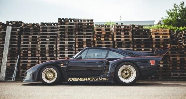 Как выглядит самый первый и самый невероятный суперкар Porsche?