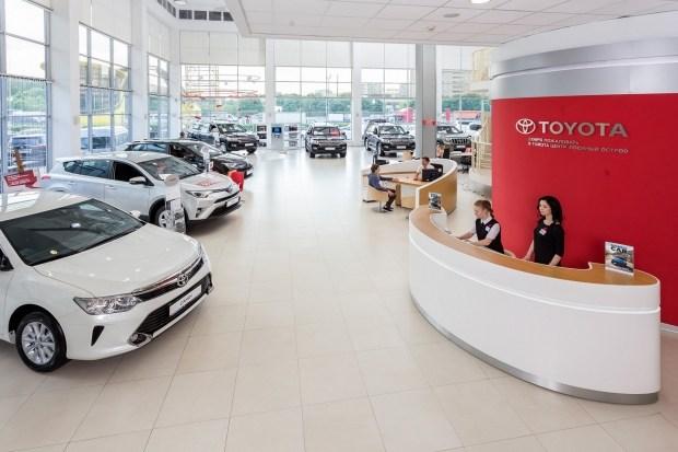 «Вечная» Toyota: интересные условия гарантии, в том числе на подержанные авто