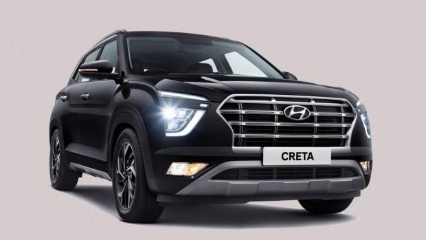 Новый кроссовер Hyundai Creta станет копией недавно дебютировавшего Tucson