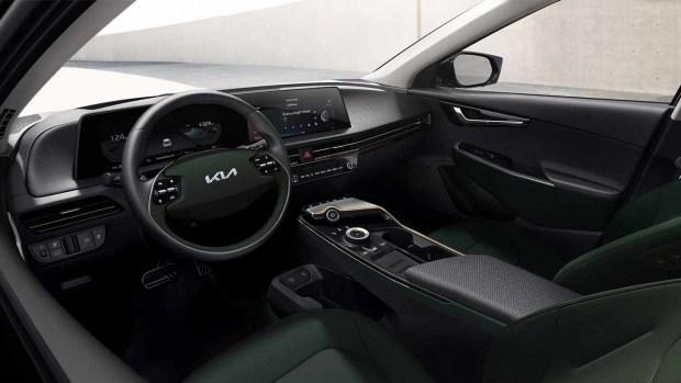 Особую версию электрокара KIA EV6 моментально раскупили по предзаказам