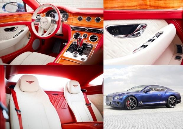 Уникальный Bentley Continental GT породнился с яхтой