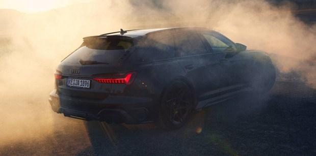 Audi RS6 Johann Abt Signature получил кусочек истории
