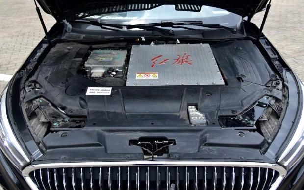 Китайский привет Тойоте: водородный Hongqi H5 прошёл первые испытания