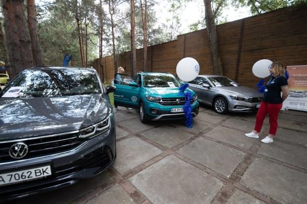 Атлант-М зібрав шанувальників бренду на VolkswagenWeekend
