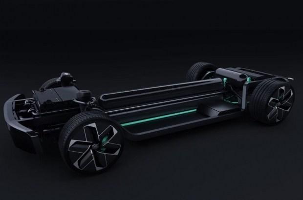 Hopium показала прототип первого люксового седана на водороде