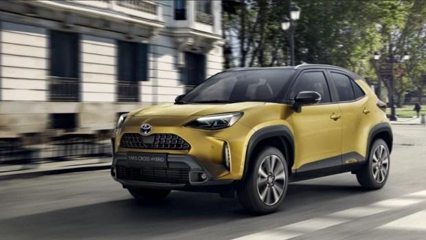 Бюджетный кроссовер Toyota Yaris Cross стала еще дешевле