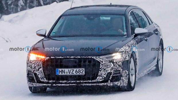 Audi прекратит выпуск новых авто с ДВС