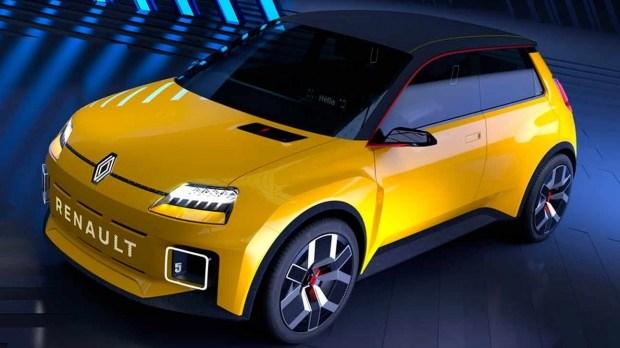 Renault Group нашла того, кто поможет ей в постройке электрокаров
