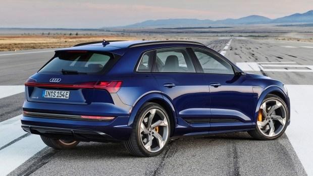 600 км эффективности: Audi e-tron готовится к обновлению