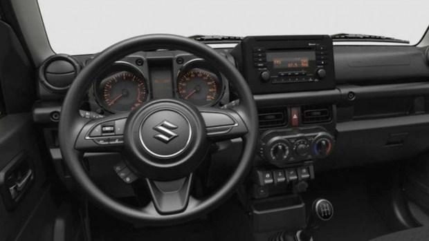 Jimny «бубен»: как выглядит самый бюджетный внедорожник Suzuki?