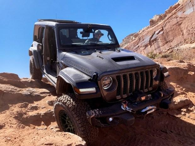 Wrangler и Bronco продолжают обмен ударами: этот раунд остался за Jeep