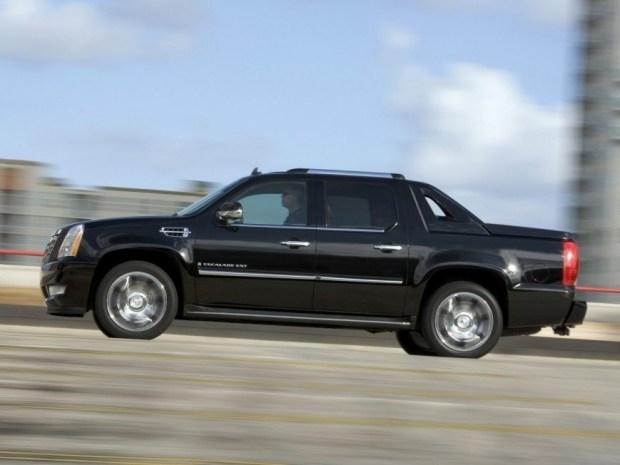 Единственный в своем роде пикап Cadillac