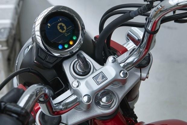 Honda представила новое поколение легендарной Monkey 125