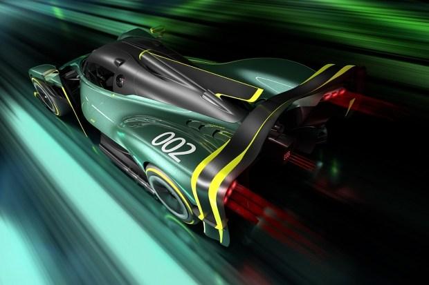 Valkyrie AMR Pro: очень дорогой и очень эксклюзивный Aston Martin
