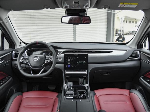 Новый GAC GS4 Plus поступил в продажу
