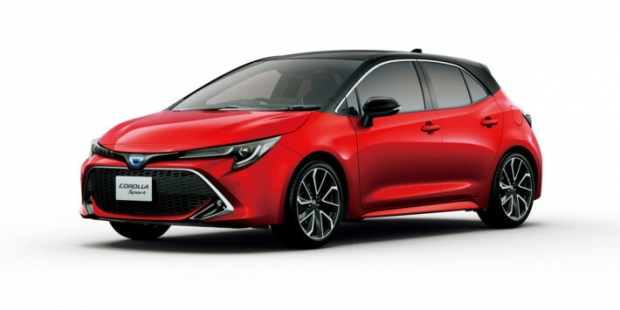 Toyota Corolla пережила рестайлинг (фото)
