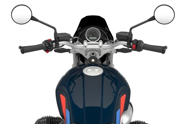 Новый мотоцикл BMW R nineT Urban G/S