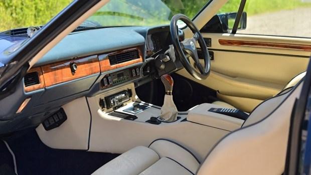 Настоящий «хищник»: экстремальный Jaguar с 7-литровым V12